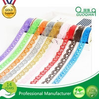 ISO9001 manufacturer Wholesale Multi Colored Japanese Lace pattern Masking Tape