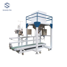 DCS-50 carbon steel packing scale bagging machine for grain
