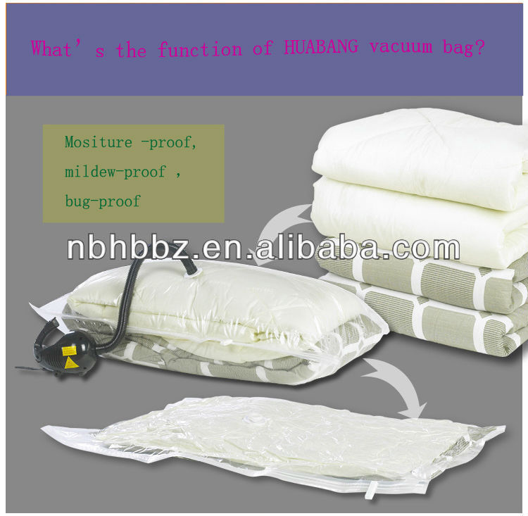 Vacuum Bagging Supplies For Storing Clothing Compressed Space Enlarge Your House