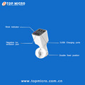 New Quick Charging 3USB Anion Air Purifi for iPhone/Android/Type-C Universal Phone Car Charger