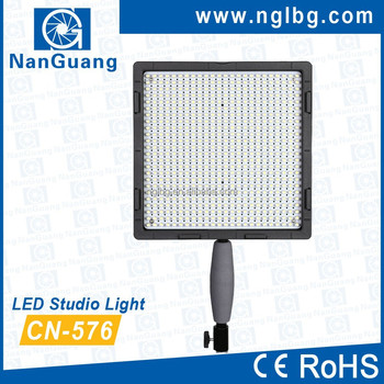 Nanguang 35W , CN-576 LED professional for outdoor light supplement for photo video Ra 95