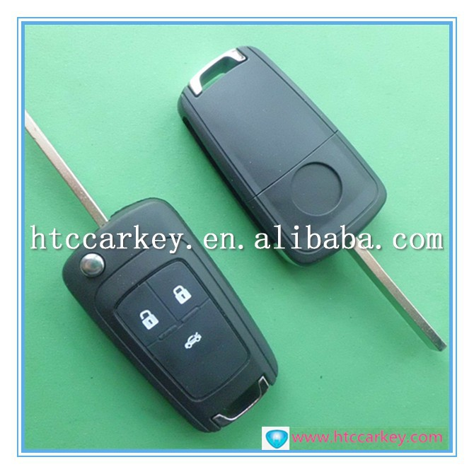 "for buick remote car key cover with""trunk""button"