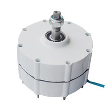 low rpm 500 w permanent magnet alternator for sale