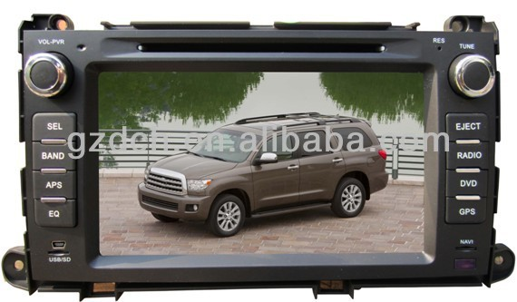 touch screen car dvd for toyota sienna for TOYOTA /sienna 09/10 WS-8990