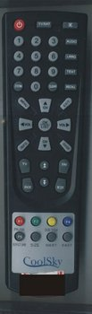COOLSKY REMOTE CONTROL