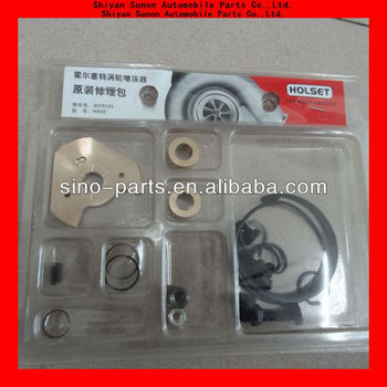 holset turbocharger gasket hx55 3575181 turbo repair kit