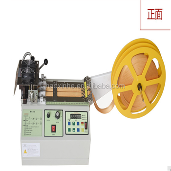 satin or grosgrain ribbon Cutting Machine (straight &angle cutting)
