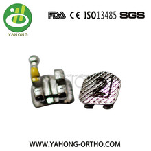 2014 With CE,ISO,FDA orthodontic roth bracket