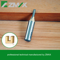 CNC Tungsten Carbide Arden TCT Router Bit single flute Straight Bit CNC Milling Cutter