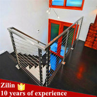 galvanized railings for balconies/stainless steel balcony design