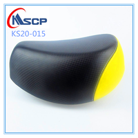 Electric bike saddle/ colored bicycle saddle/seat ,bike saddle/seat with good style for sale
