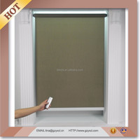 Home Decoration Items Motorized Electric Roller Blinds