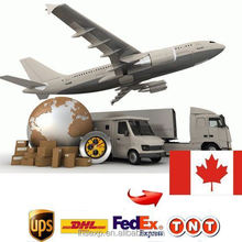 Best express logistic courier service door to door from China shipping to Canada----skype:devinlly