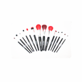 professional 14 pcs foundation makeup brush set