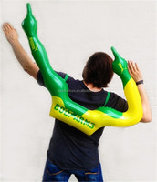 Factory custom pvc inflatable arms with hands inflatable tentacle arms inflatable arms