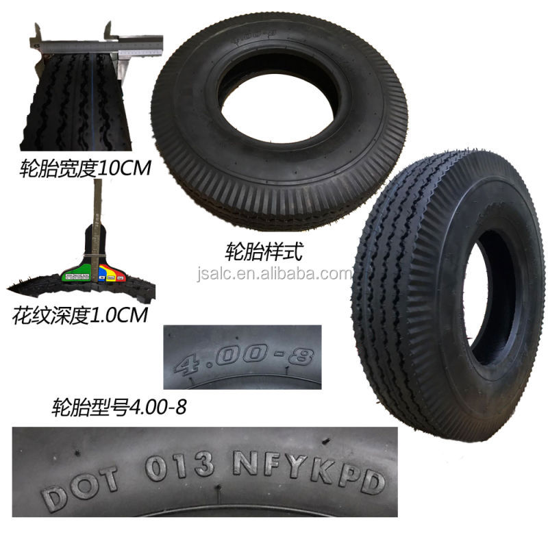 bajaj tuk tuk motorcycle tires 4.00-8 made in china