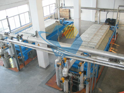 small scale palm oil refining bleaching machine