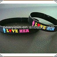 Silicon Baller Band With Your Imprint
