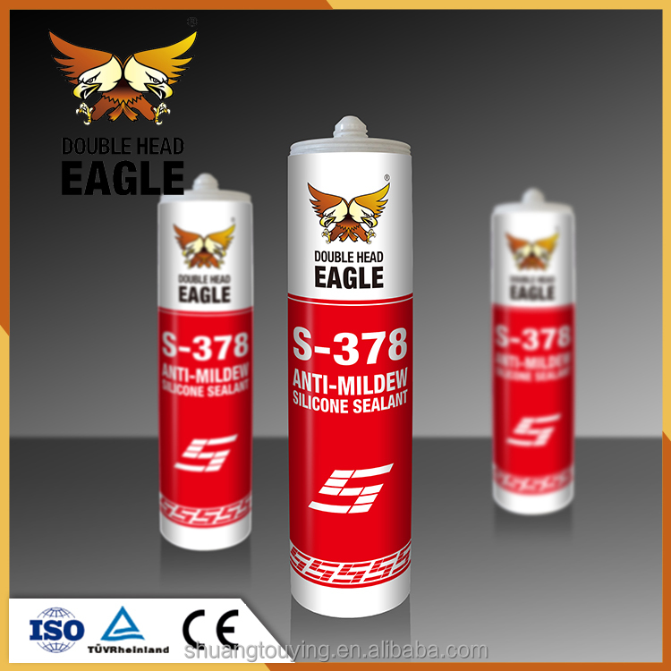 Exported Good Quality Roofing Sanitary Glass Silicone Sealant