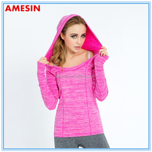 AMESIN Ladies Wear Fashion Hoodie Design Sports T-shirt Jogging Suit