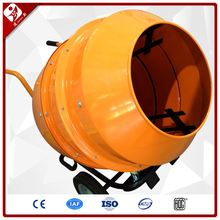 Small Size Precast Dry Gasoline Or Electric Portable Daftar Harga Plastic Cement Concrete Mixer Machine