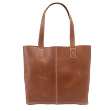 Ladies Crazy Horse Handbags Tote Bag Blank/Genuine Leather Tote Bag