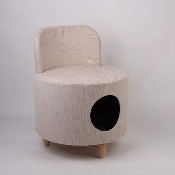 Wholesale Fashion Durable Cat Stool Cat Tree Wood Furniture