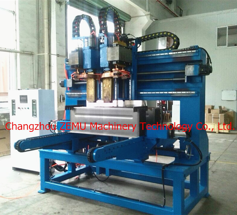 Corrugated Fin Spot Welding Machine
