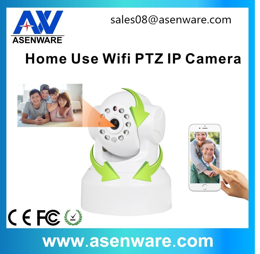 Asenware 0.3mp onvif p2p ip doom wifi camera