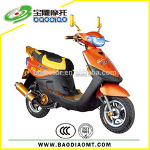Gas Scooter 4 Stroke Engine Motor Scooter Baodiao Manufacture Supply 50cc Motorcycles For Sale