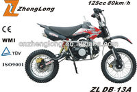 2016 new design 4 stroke dirt bike 125cc