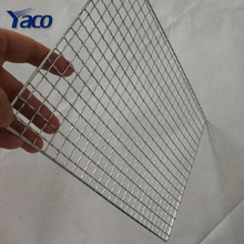 BBQ Grill Mesh/BBQ Grill Wire Mesh/Stainless Steel Barbecue BBQ Grill Wire Mesh Net