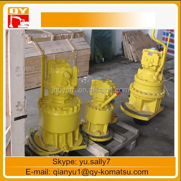 excavator Swing Motor, PC200-7 Swing Motor , slewing motor for PC200 excavator