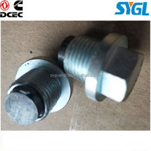 6BT oil pan screw 3924147 for dongfeng truck