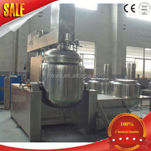 hot sale cosmetic manufacturing plant/kettle/ reactor