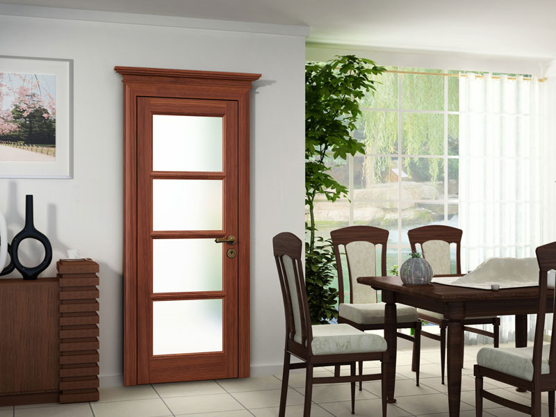 best selling solid wood interior door