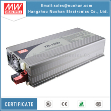 Meanwell 1500W True Sine Wave DC-AC Inverter with Solar Charger 24v inverter/solar off grid inverter/ac drive inverter