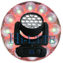 19*10w LED RGBW Quad LED Pro Lighting Moving Head