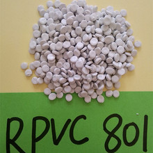 PVC Granules for Pipe Fitting Factory Supplier Rigid PVC Pellets for Sale