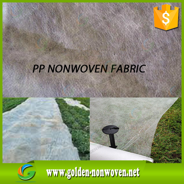 pp non-woven fabric garden plant protection bag/agriculture/landscape/tnt non woven fabric