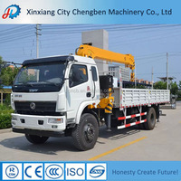 2013 Best Selling 3 ton Truck Crane Mounted with Strong Driving Force