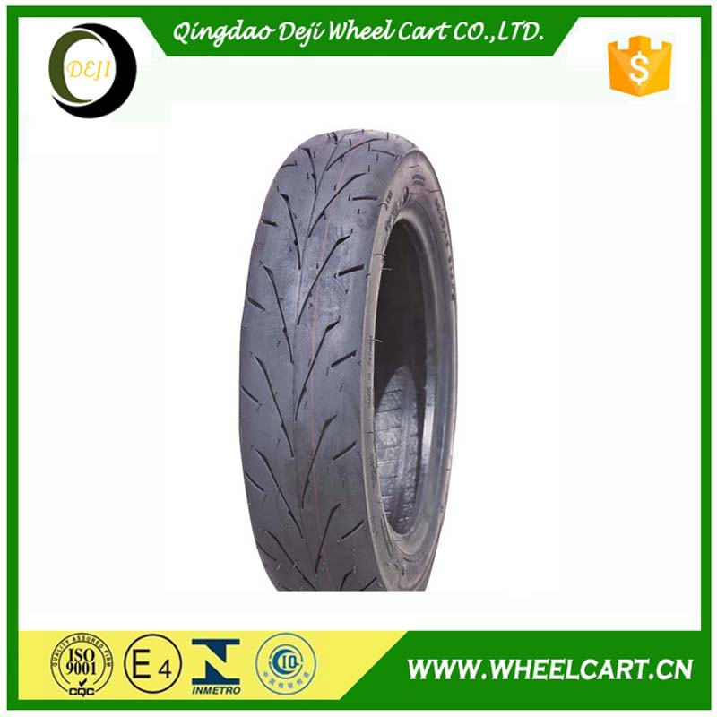 Alibaba China Supplier Used Tubeless Motorcycle Tire