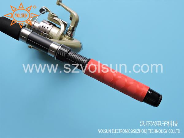 Volsun X-parttern Heat Shrink Tube for Fishing Rod (1)