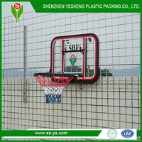 Basketball Pole Backboard Portable Basketball Rims Hoops Kid