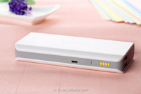 Dual USB Luggage 7800mah Portable Universal Extra Battery New Power Bank Charger