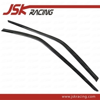 CARBON FIBER WINDOW DEFLECTOR FOR NISSAN SKYLINE R32 GTR (JSK220121)