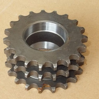 Standard A series Platewheels 20A-3, Roller Chain Sprocket, Flat Chain Wheel