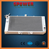aluminum home car radiator for HOLDEN AUTO/MAN VL 6CYL 2 A/T