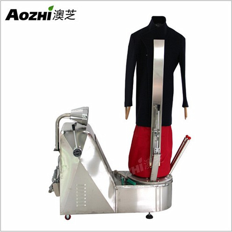 Hot product Commercial Automatic dummy ironing machine laundry garment ironing model