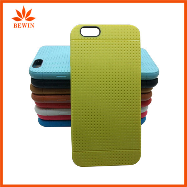 factory selling folio wallet filp pu cover for iphone 6